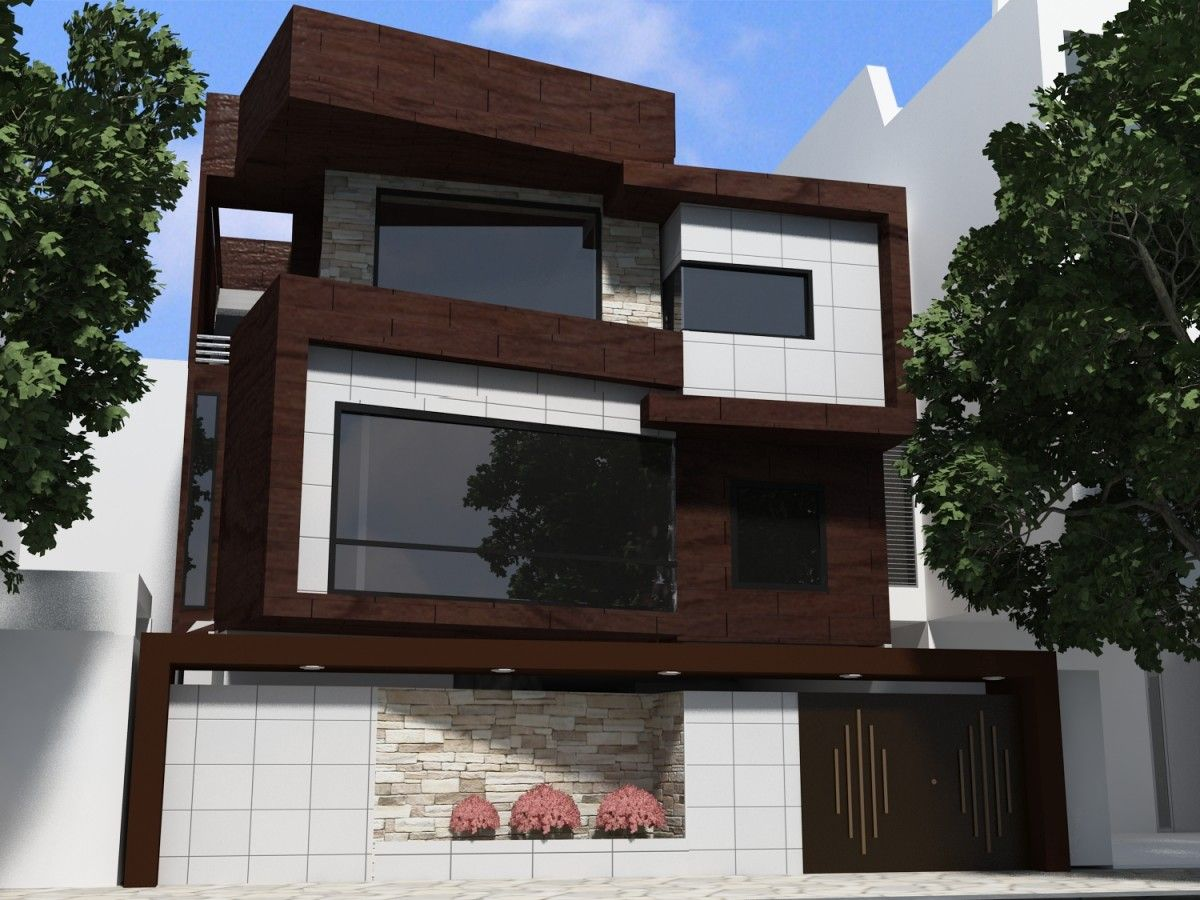 Indian Home Design | ... Design Pictures Front Exterior Design Ideas Of  Indian House