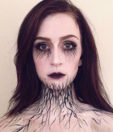 Halloween Makeup - Evil Fairy Inspiration Forget, Halloween makeup - halloween costumes with beards ideas