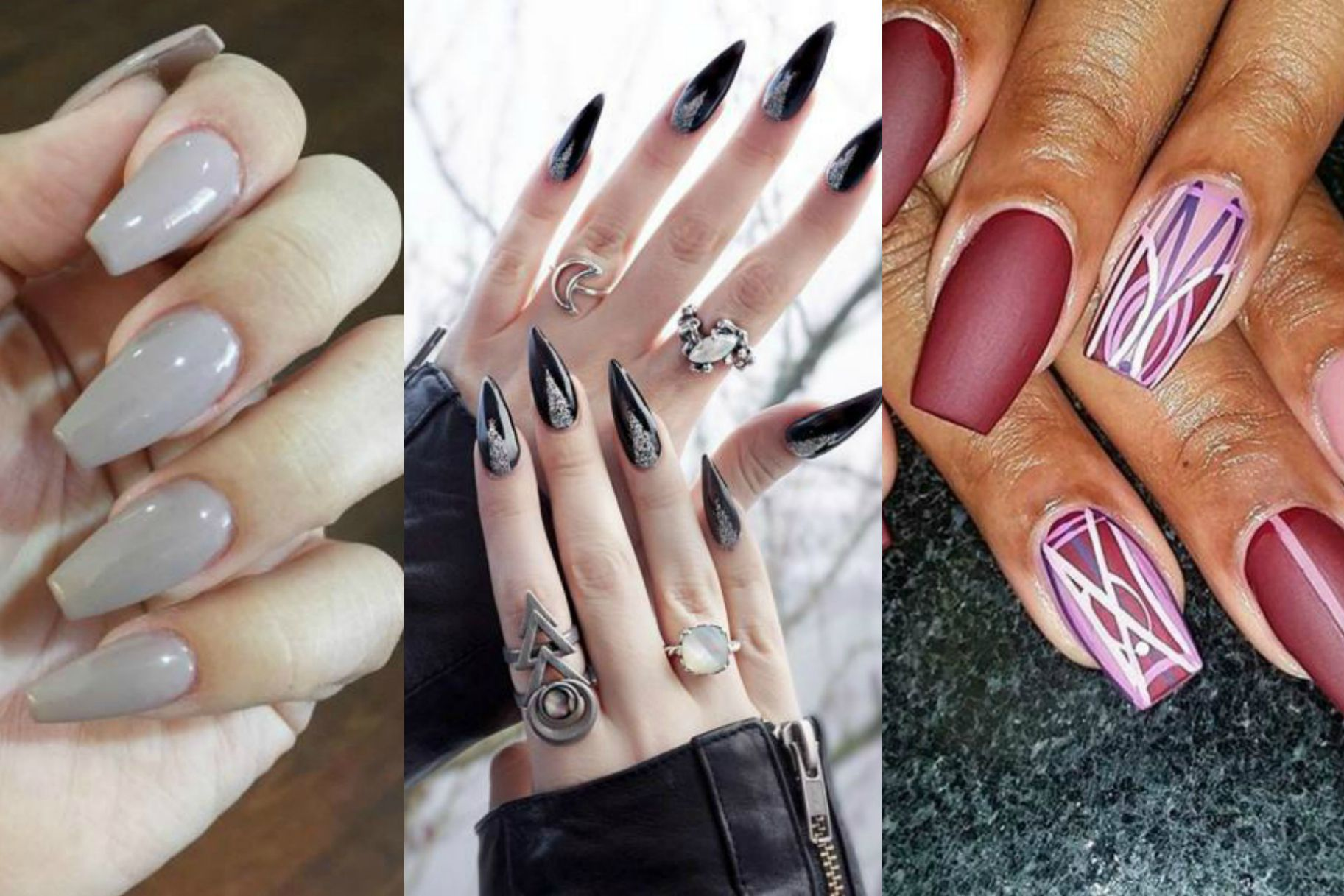 6 Nail Trends To Fall In Love With In 2016 | nails | Pinterest ...