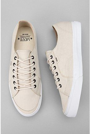 California Brushed Twill Authentic Sneaker Vans Cute