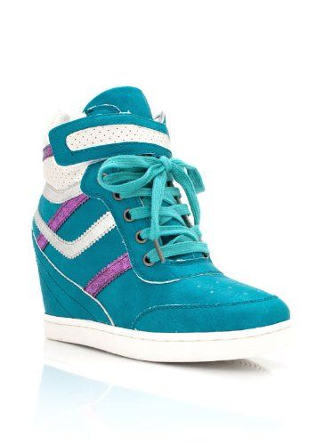 Amazon.com: Wedge Sneakers: Shoes