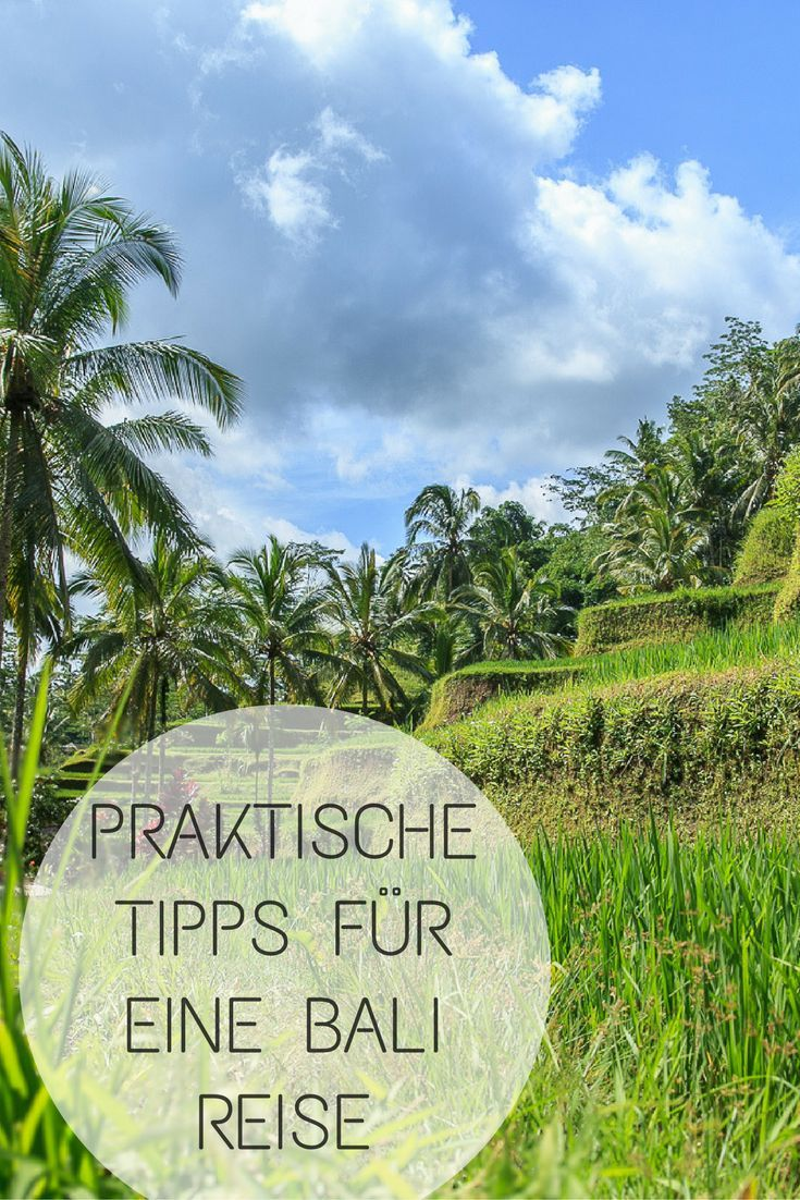 Zehn Dinge, die man vor einer Bali Reise wissen sollte #aroundtheworldtrips