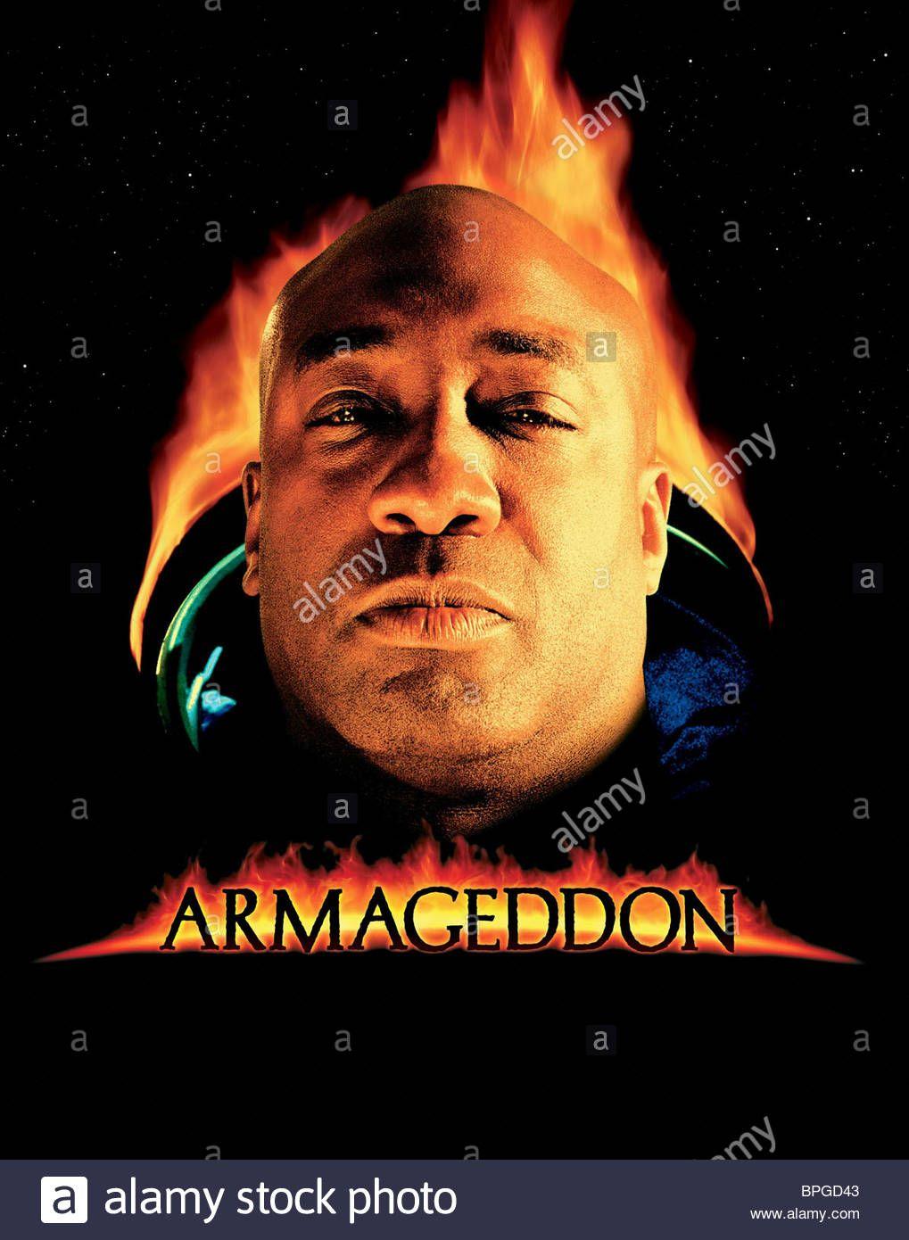 Armageddon 1998 Armageddon Bernie Mac Movie Posters
