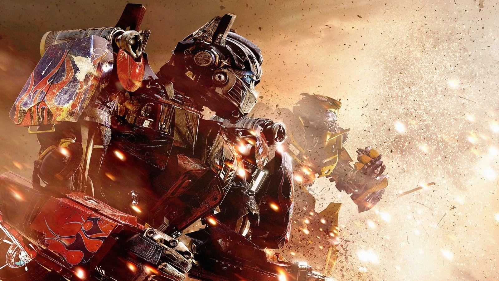 Optimus Prime Transformers HD Background Wallpaper