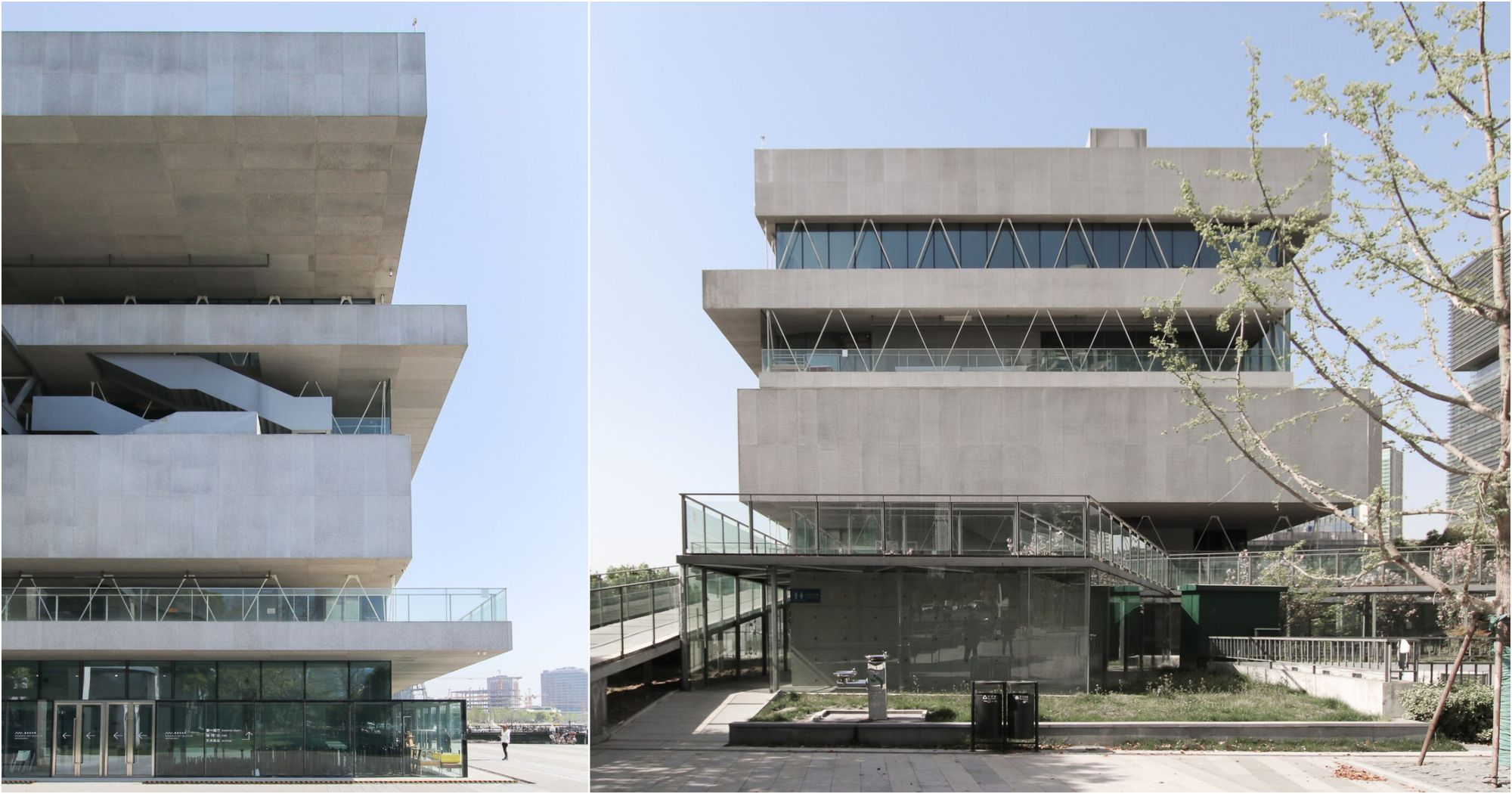 Atelier Deshaus Shanghai Modern Art Museum Through The Lens Of