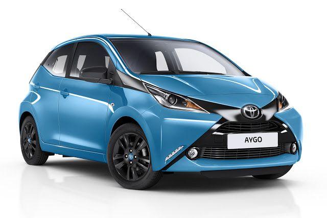 2015 Toyota Aygo X Cite Edition Toyota Aygo