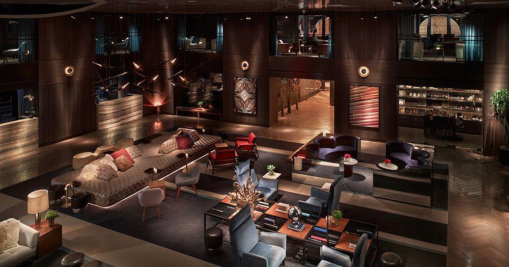 16 Paramount Hotel Ideas Paramount Hotel Hotel Paramount