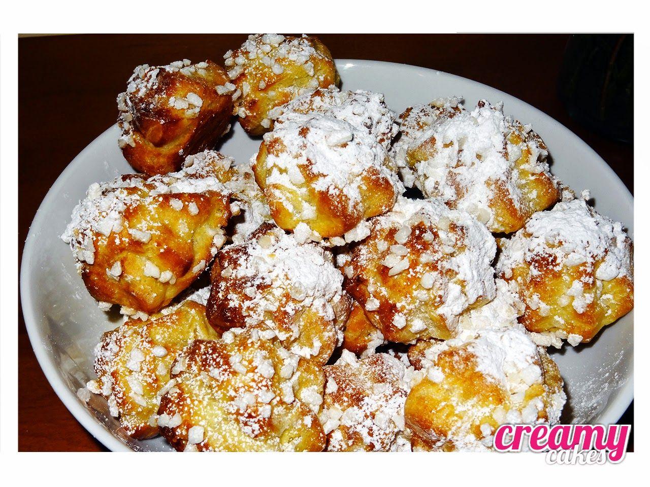Creamy Cakes: Chouquettes