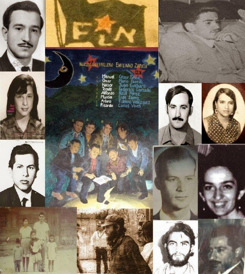 EZLN: UNA MIRADA A SU HISTORIA. I. EL NÚCLEO GUERRILLERO (escrito por Raúl Romero)