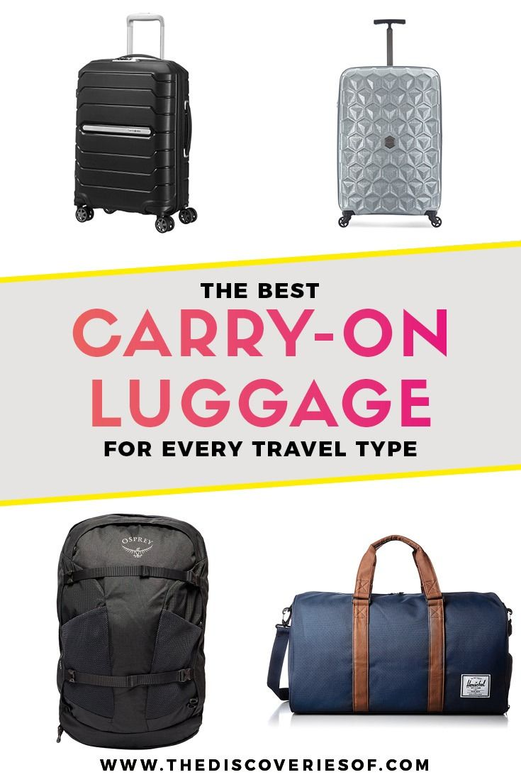 28ba1632cc Best Cabin Luggage 2019  Rated + Reviewed