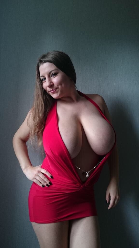 Woman busty chubby boobs heavy like that squirting