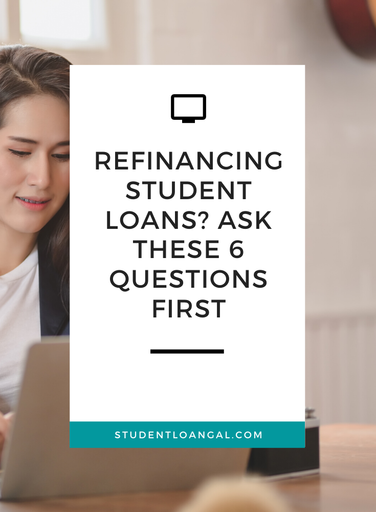 Questions to ask when consolidating student loans dating site comparisons