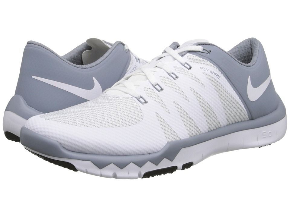 low priced 574d5 543d8 NIKE NIKE - FREE TRAINER 5.0 V6 (WHITE/DOVE GREY/PURE ...