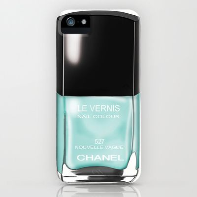 CHANEL Nail Polish iPhone & iPod Case