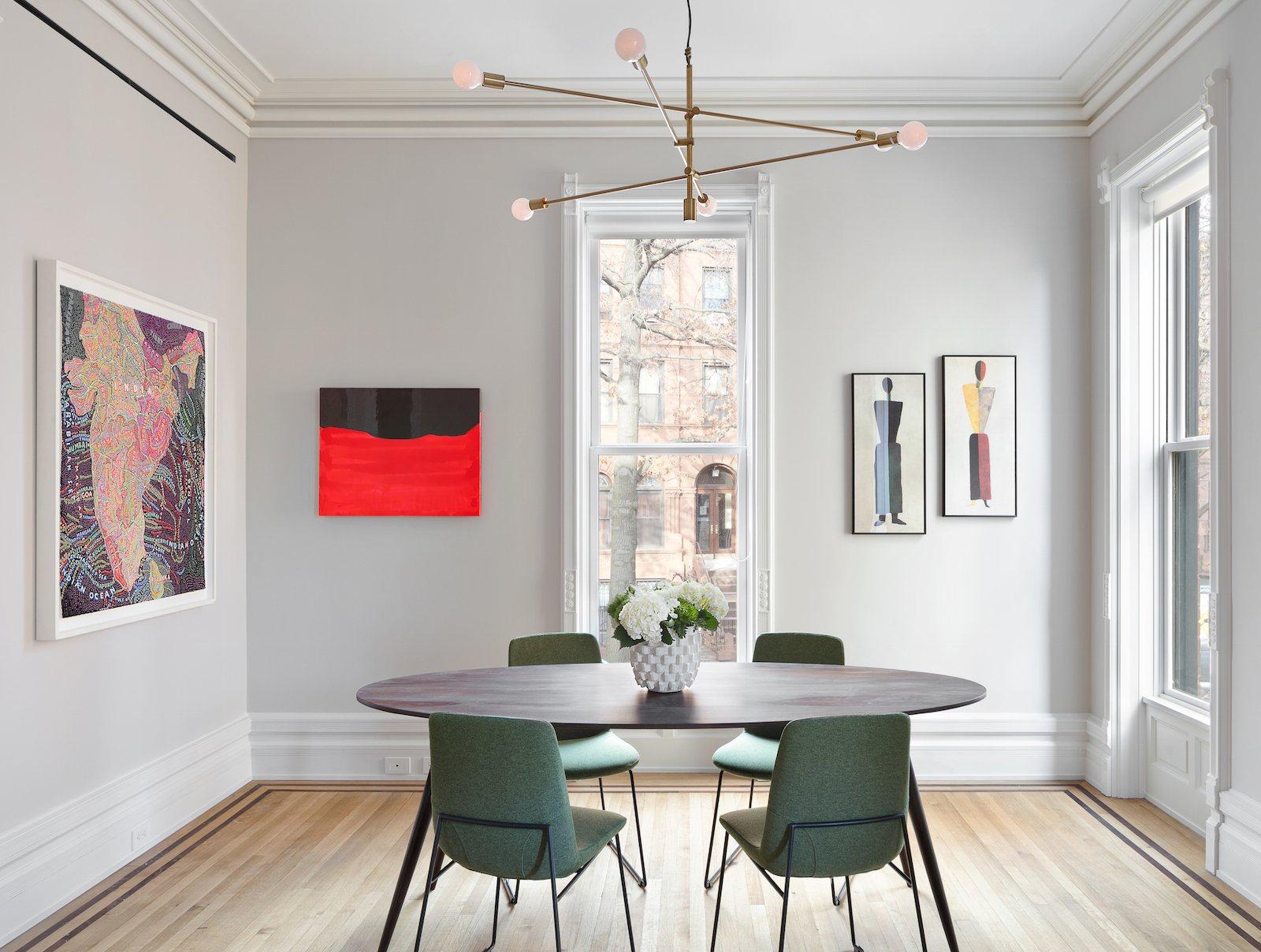 Brooklyn Brownstone Dining Rooms Alternative Room Sets