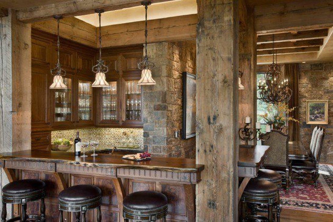 45 Astonishing Rustic Home Bar Design Ideas Bars For Home
