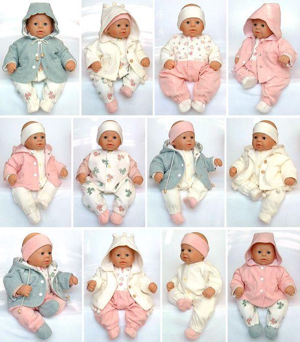 Babypoppen Kleertjes Patroontjes Google Zoeken Baby