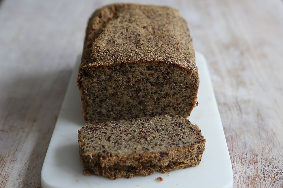 Fresh Baked Amaranth Bread The Brown Paper Bag Amaranth Bread Recipe Amaranth Recipes Grain Free Bread