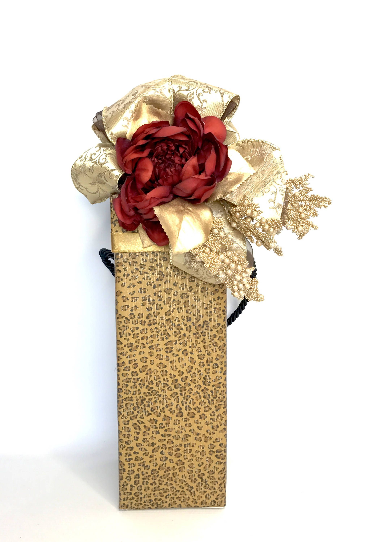 Wine Box, Wine Holders Christmas Wedding Box Elegant