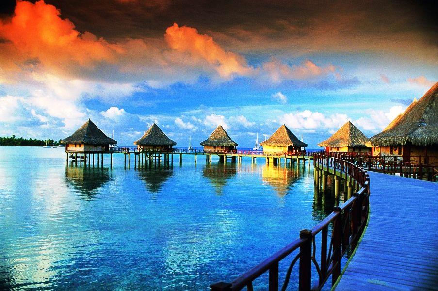 Tahiti By Land or Sea? Tahiti, Travel, Places to travel