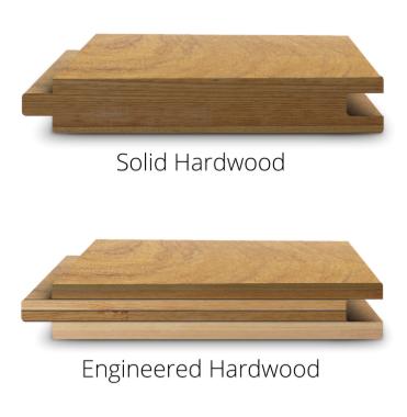 Solid Hardwood vs. Engineered Hardwood Floors Things to