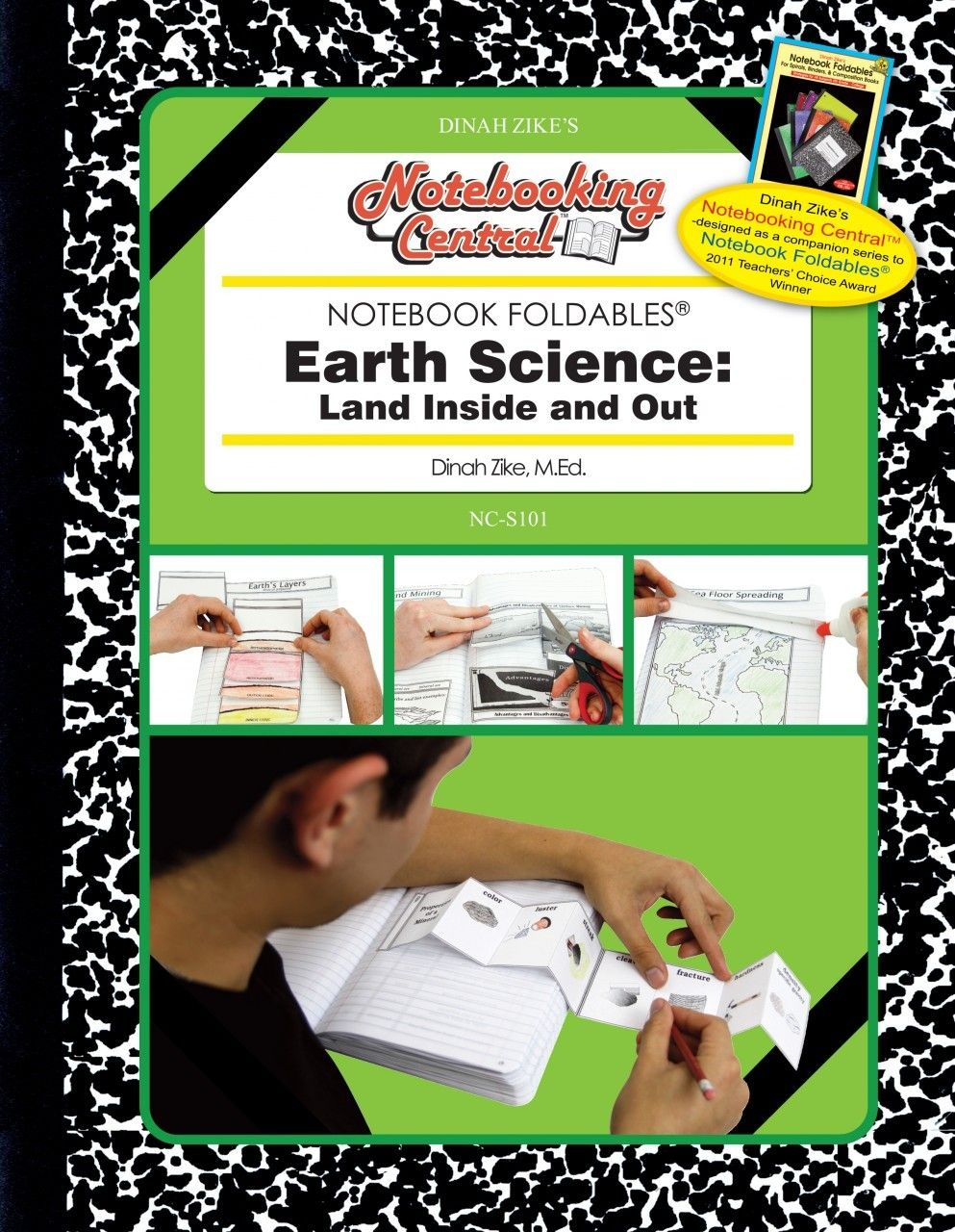 Science Notebook Foldables Dinah Zike S Notebooking Central Notebook Foldables Earth Scien Earth Science Interactive Science Notebook Earth And Space Science