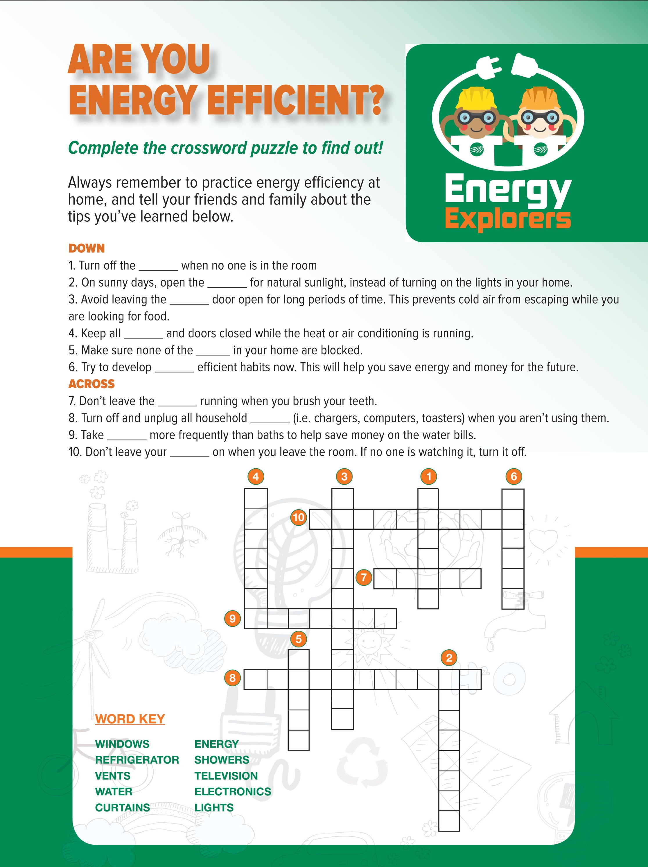 Green curtains crossword - Crossword Puzzle