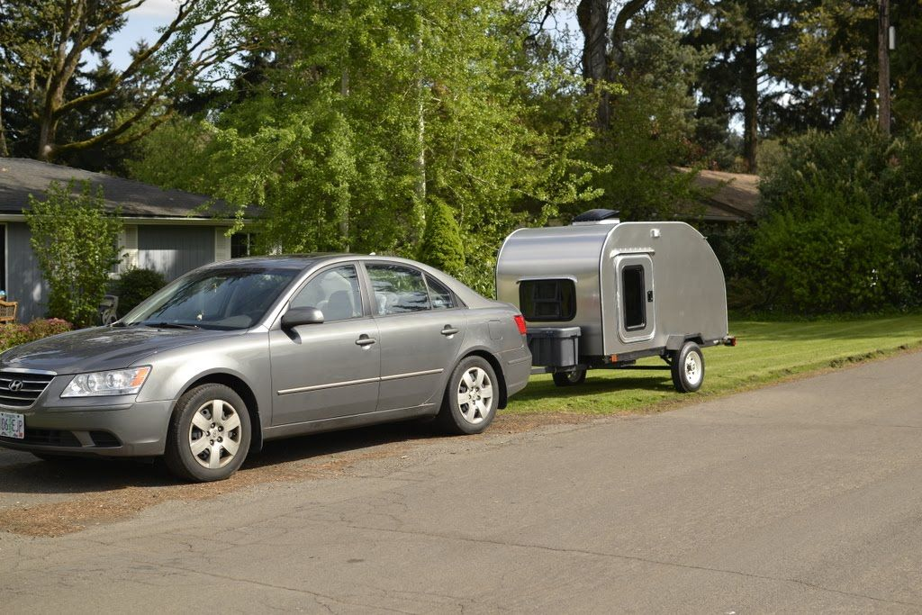 Learn how to build a Teardrop Trailer  Complete guide