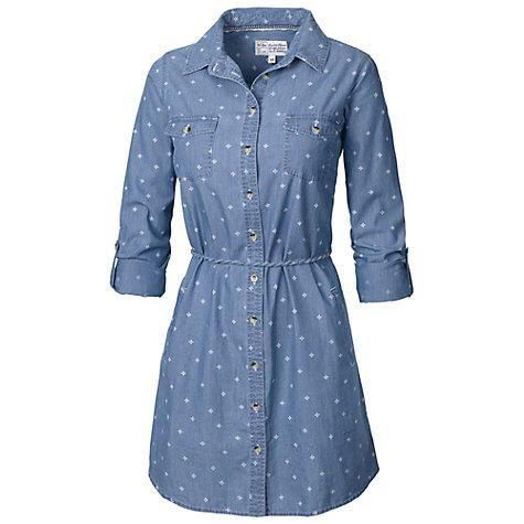 Vestido jean mujer levis