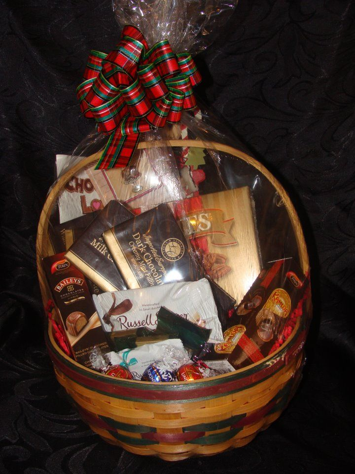 Sweet and Salty Gourmet Christmas Gift Basket | Get well ...