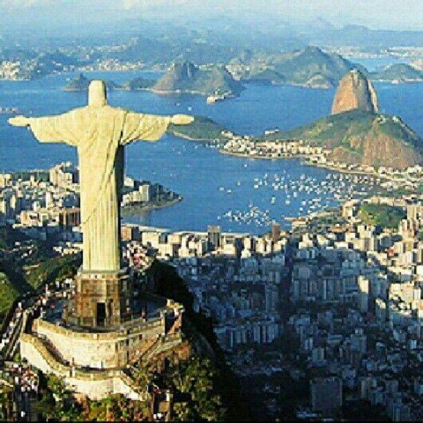 Rio de Janeiro, Brazilie (bezocht in 2004 met broer en ouders)