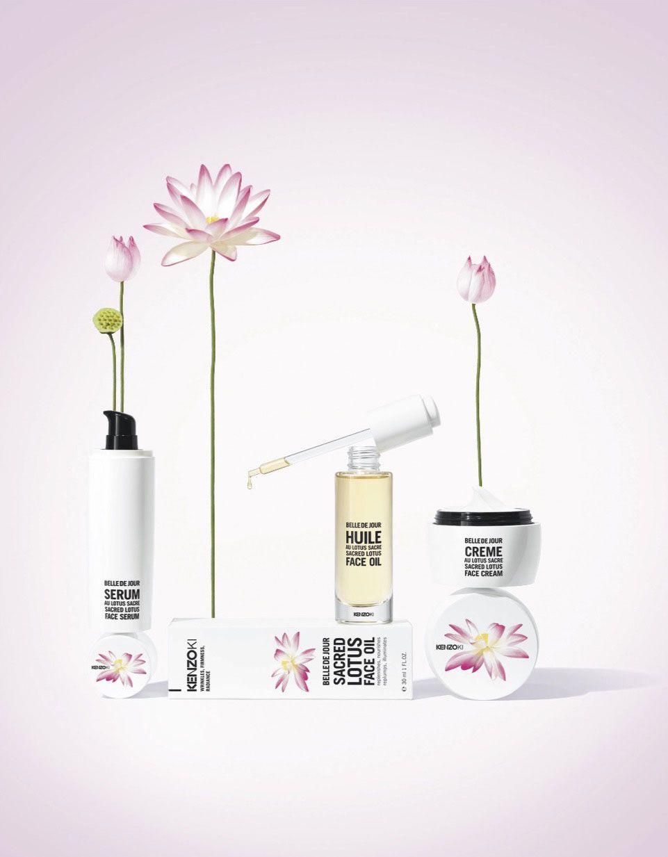 3d9edc9679 Kenzoki Belle De Jour Sacred Lotus Collection | Perfumes&Cosmetics ...