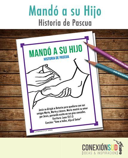 Librito Mandó a su Hijo: Historia de Pascua - Conexion SUD ...