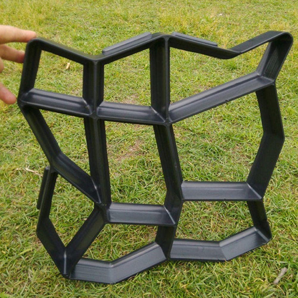 Cheap diy pl stico fabricante de moldes moldes de for Moldes para adoquines