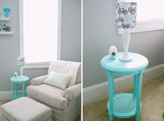 decoracao de sala azul turquesa:Cinza Turquesa no Pinterest