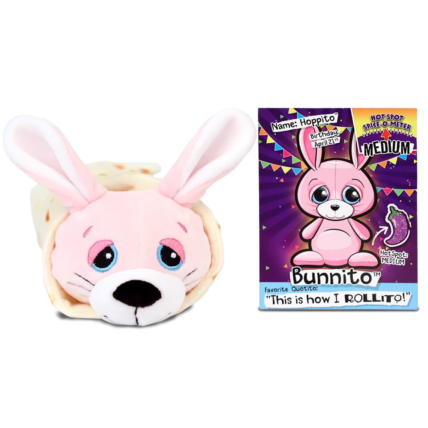 Cutetitos Collectible Plush Stuffed Animals Affiliate