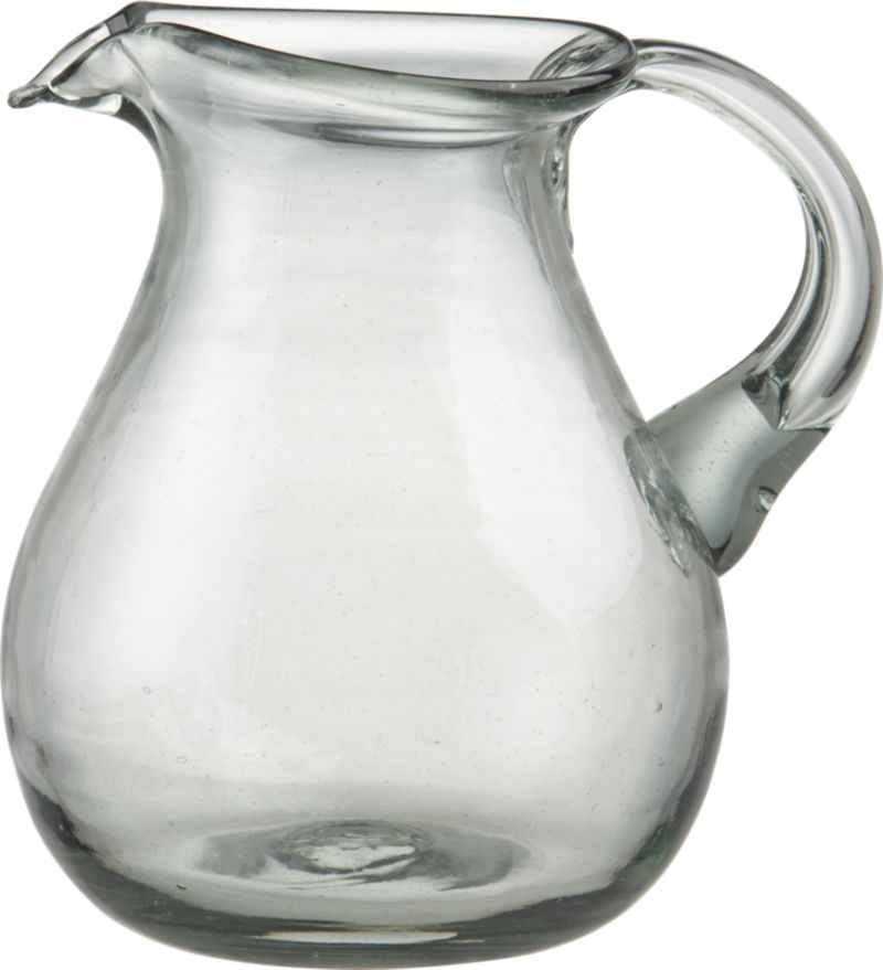 Miguel Pitcher In Pitchers And Decanters Crate And Barrel Pitcher Crate And Barrel Decanters