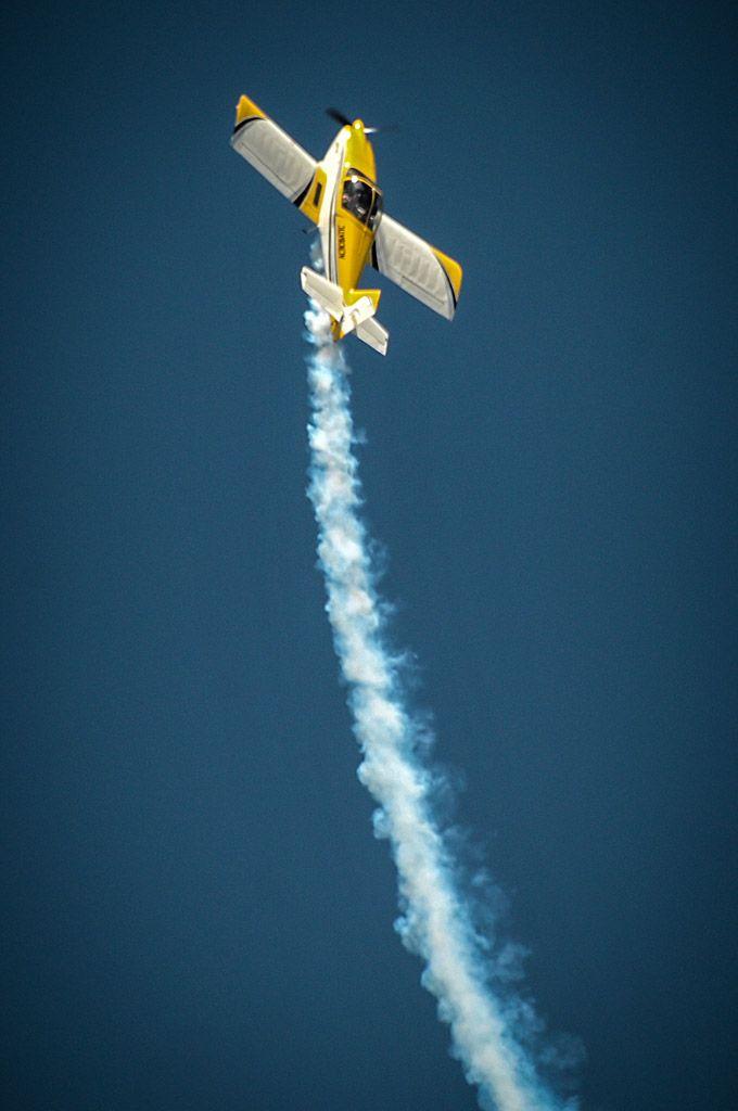 Acrobacias Aéreas - Aerobatics Aircraft