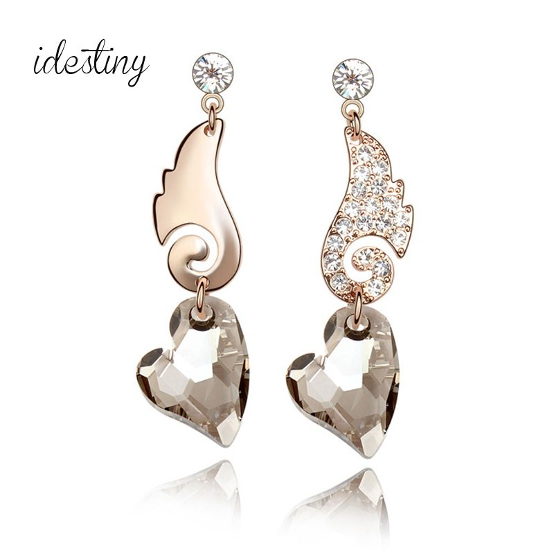 Aliexpress Com Buy New Heart Charm Famous Designer Jewelry For