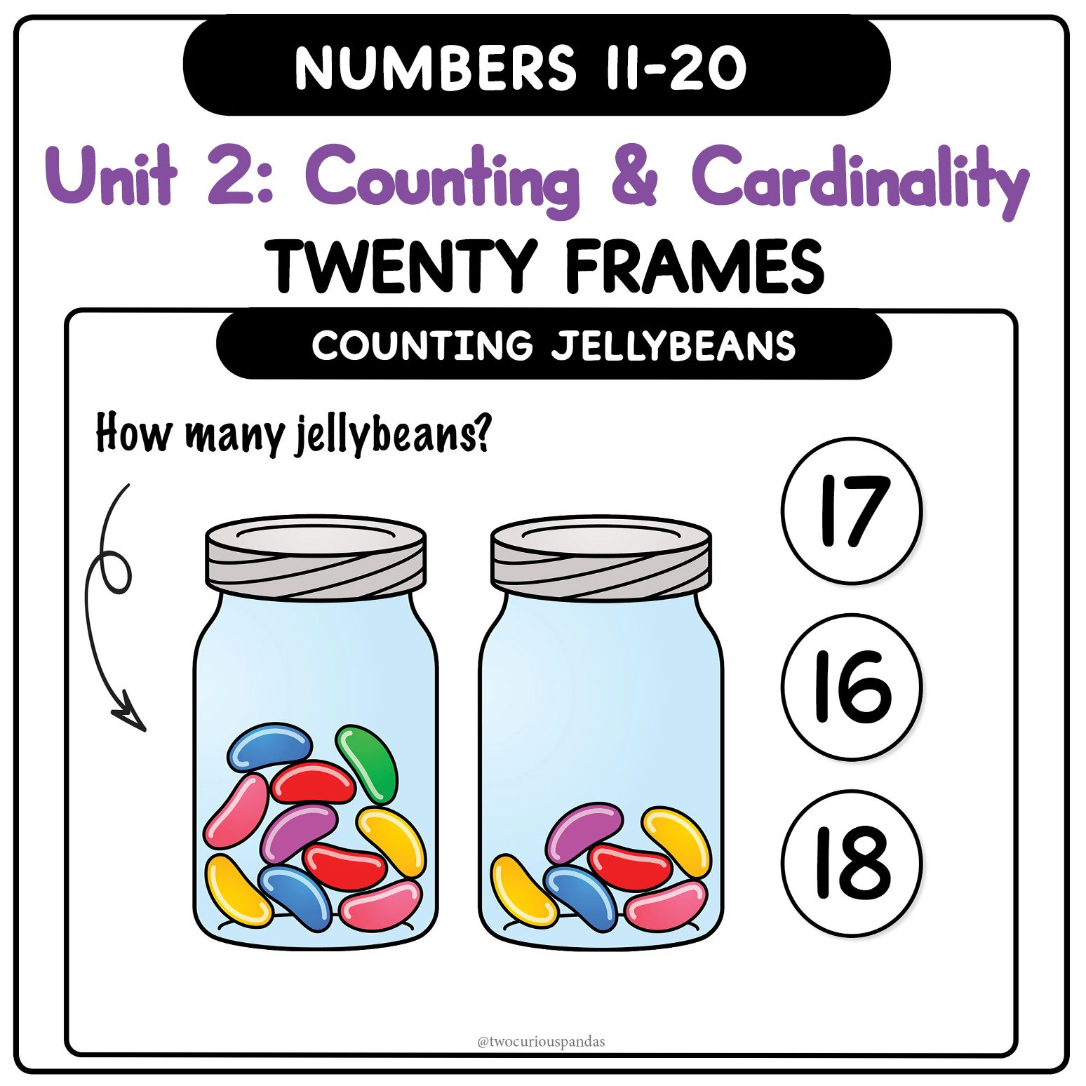 Counting Jellybeans In