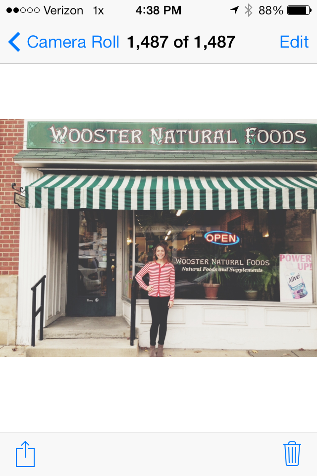 Officially Up Running In Wooster Ohio Get Your Glutenfree