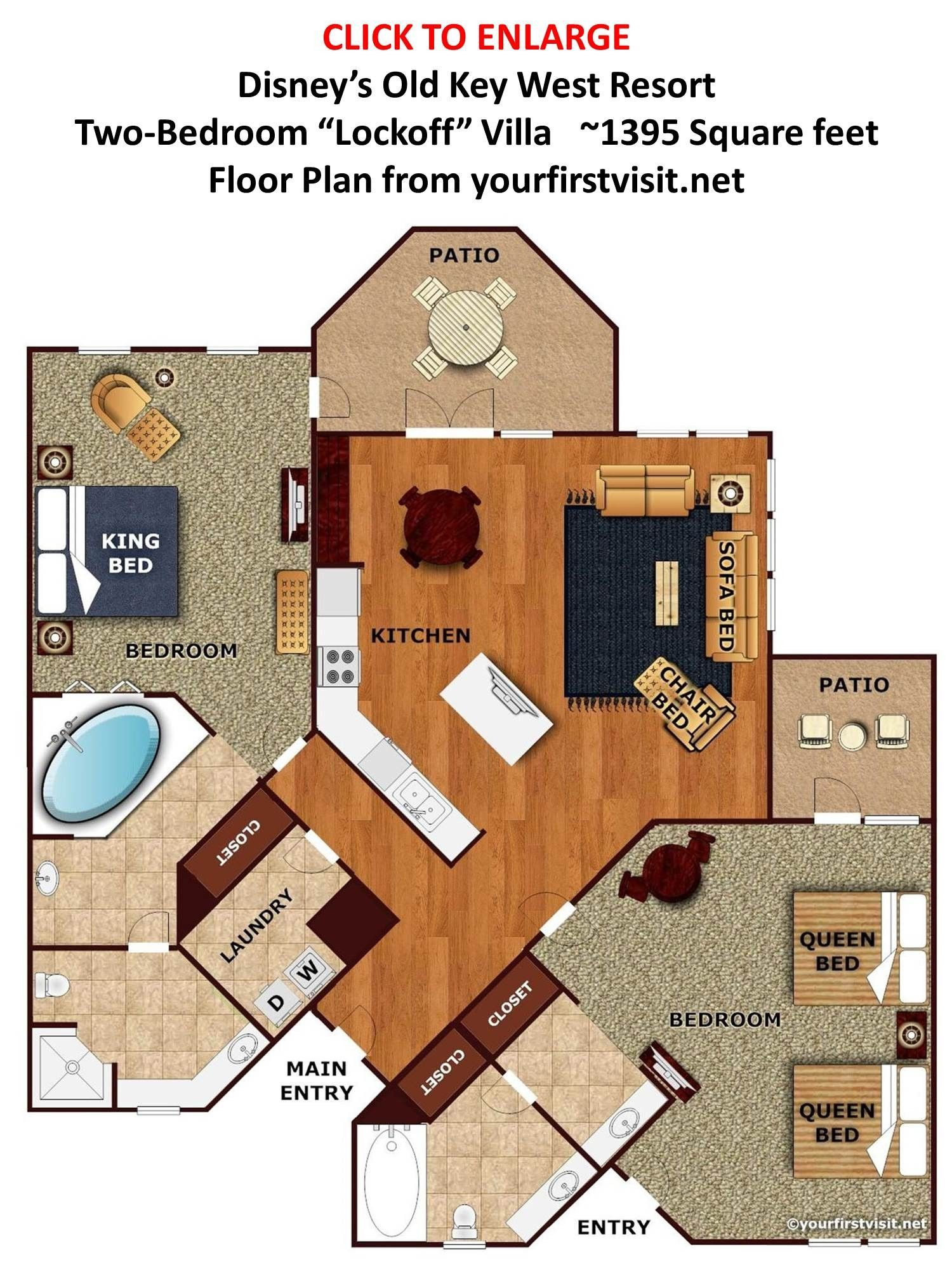 14 Inspirational Images Of Disney Polynesian Bungalows Floor Plan Check More At Http Www Psyrk Us Dis Key West Resorts Disney Key West Resort Key West Disney