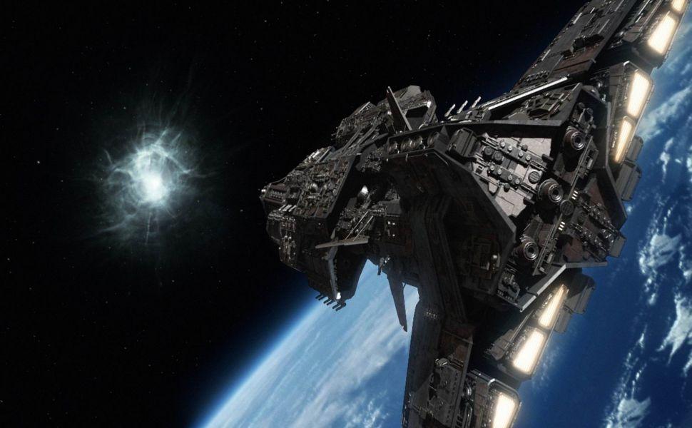 Stargate Aurora HD Wallpaper