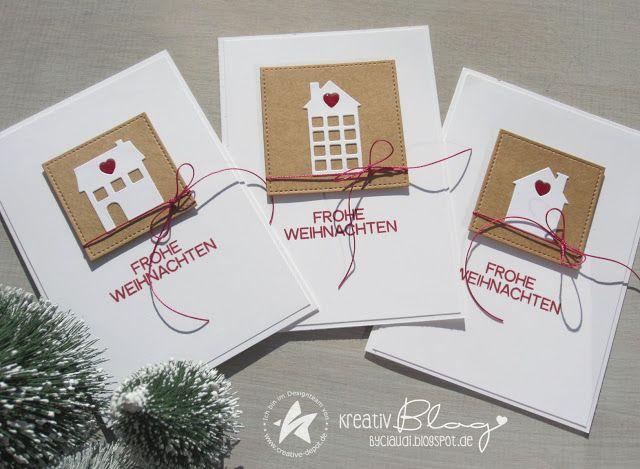 Häuser mit Herz by Creative-Depot