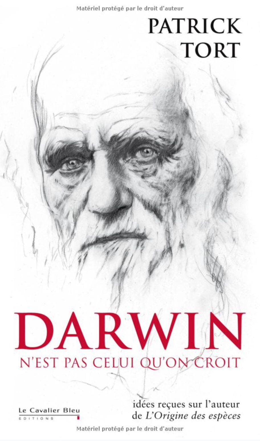 Darwin N Est Pas Celui Qu On Croit Patrick Tort 2010 Ebook Books Book Categories