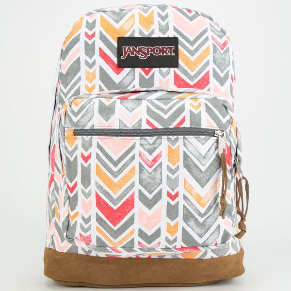 JanSport Right Pack Expressions Backpack featuring polyvore 490ddda985495