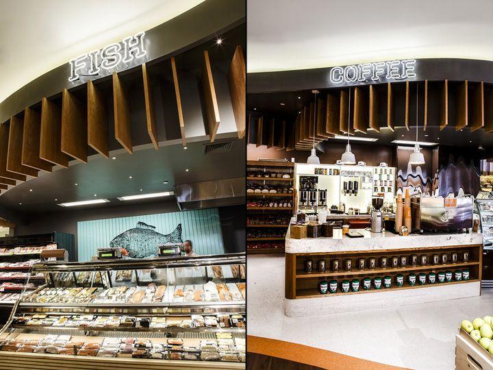 Breadberry Supermarket By Input Creative Studio, Brooklyn U2013 New York »  Retail Design Blog