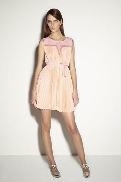 5dad8c7a3fc8 25 robes à moins de 150 euros à porter quand on est invitée. Robe mariage  invitée Claudie Pierlot