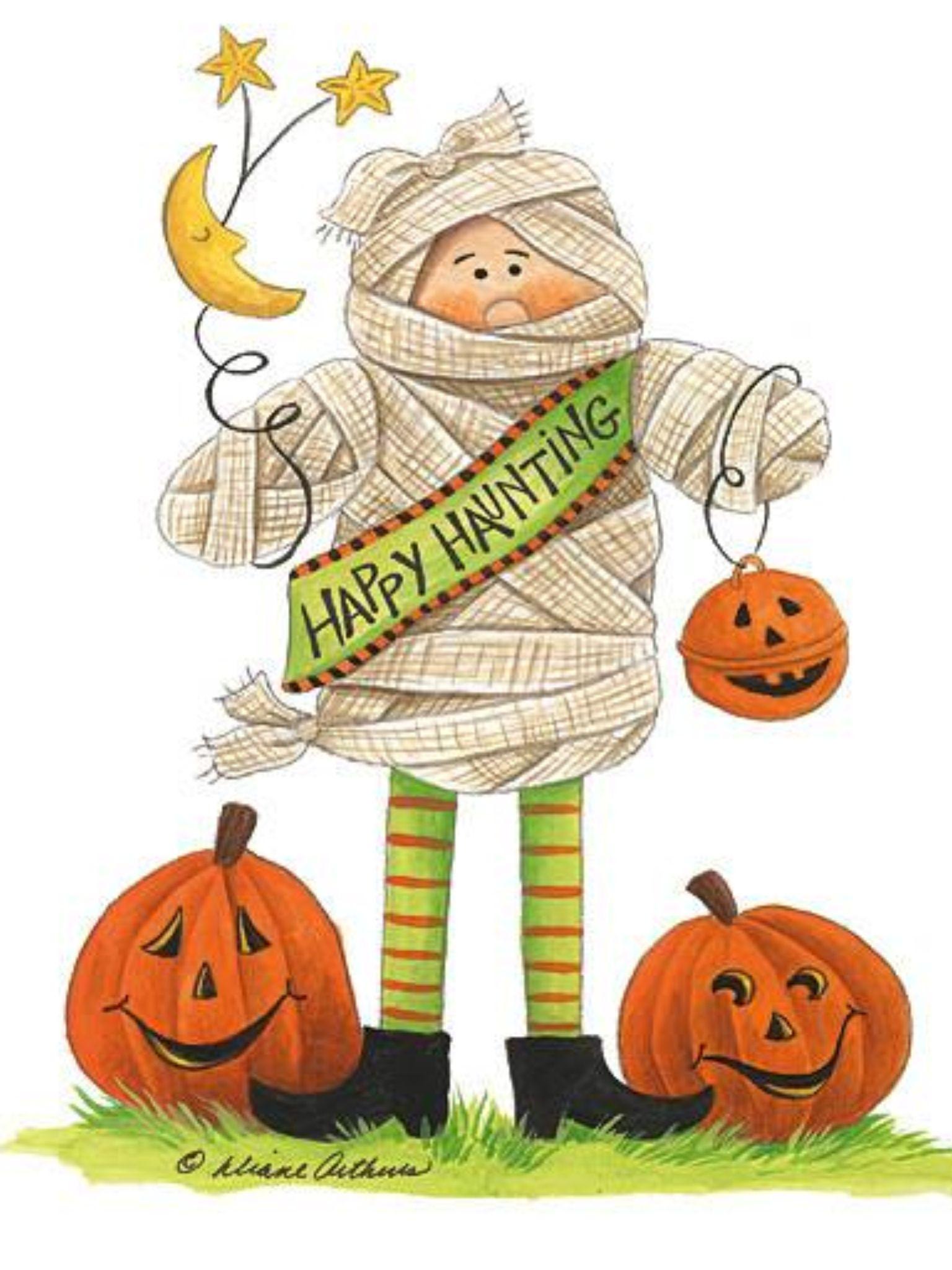 HALLOWEEN HAPPY HAUNTING Halloween prints, Halloween
