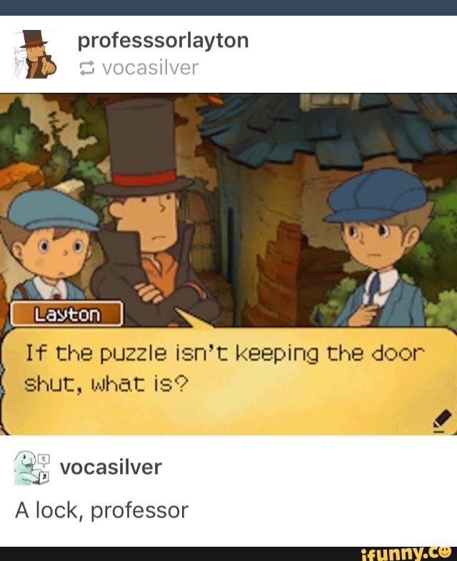 puzzle that just isn t